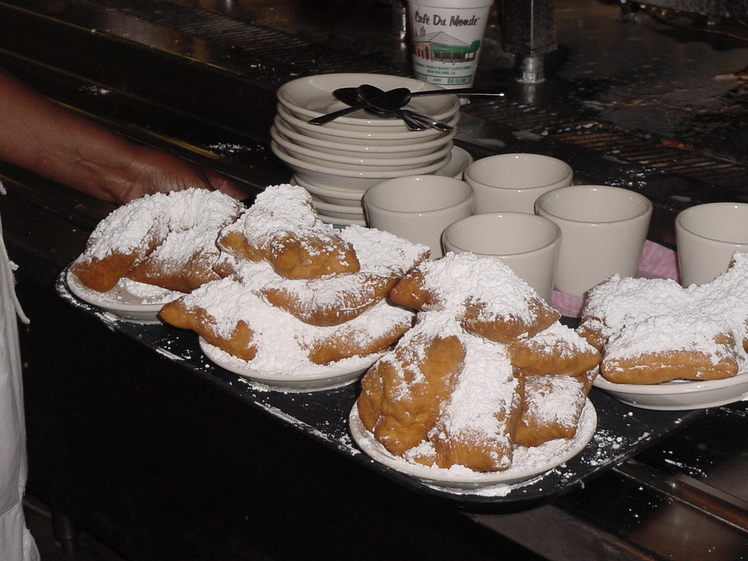 Beignets From Cafe Du Monde This Black Sista S Memorial Page