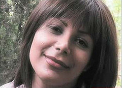 The face of a martyr? <em>Janbakhteh</em> Neda Agha-Soltani (1982-2009) (Courtesy: El Enigma)