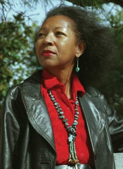 The poet Ai Ogawa died Saturday from complications stemming from pneumonia and late stage breast cancer (Courtesy: )