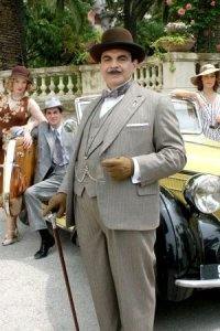 "That Godiva Chocolate ""Bar"" Commercial with The Voice of Hercule Poirot"