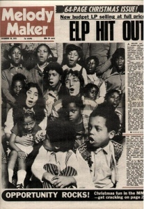 """Christmas Songs: """"Happy Xmas, War Is Over (If You Want It),"""" John Lennon, Yoko Ono, The Plastic Ono Band, and The Harlem Community Choir"""