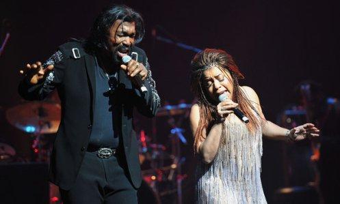 Nickolas Ashford and Valerie Simpson