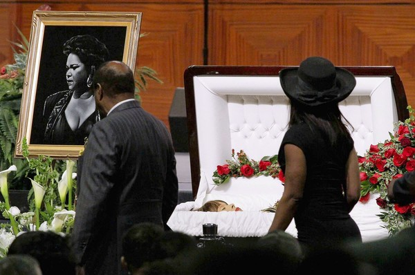 Sending Etta James Home | This Black Sista's Memorial Page