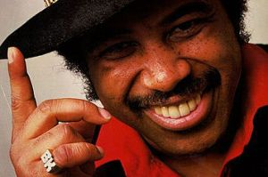 "Ben E. King, in what looks like a Superfly hat, about the time of the success of ""Supernatural Thing"" (Courtesy: English Exercises.org)"