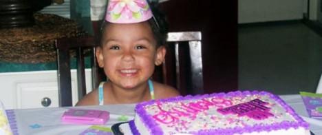 shaniya's birthday
