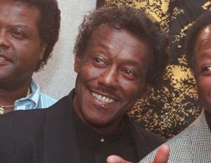 Bobby Smith, lead vocalist of The Spinners, who contributed to all of their charttopping singles during the Seventies (Courtesy: News One)