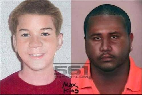 Trayvon Martin as a white youth; George Zimmerman as a black man; I think there would have been no doubt of a trial had Zimmerman been black (Courtesy: Justice for Trayvon Martin on Facebook)