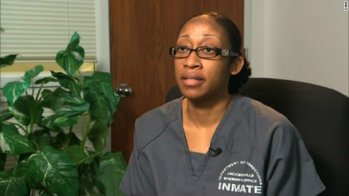 Marissa Alexander, 31, sentenced to 20 years in jail, now faces the possibility of freedom as her conviction is overturned by the First Court of Appeals in Florida (Courtesy: Rolling Out)