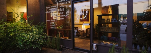 "One of ""those"" places I frequented while in California.  It's been in business for 30 years, starting small and ending up big, safe, and and part of the community  (Courtesy:  Massage Therapy Center Palo Alto)"